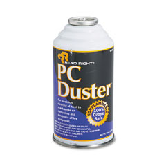 Read Right RR3509 Pc Duster Nonflammable Spray Refill, 10Oz Can