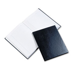 Rediform A982 Business Notebook W/Blue Cover, College Rule, 9-1/4 X 7-1/4, 96-Sheet Pad