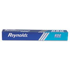 "RFP 650C Aluminum Foil, 12"" X 25', 1 Roll, Silver"