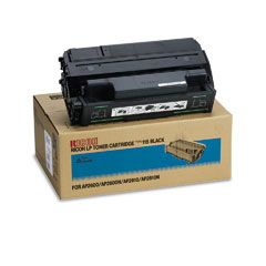 Ricoh 400759 400759 High-Yield Toner, 20000 Page-Yield, Black