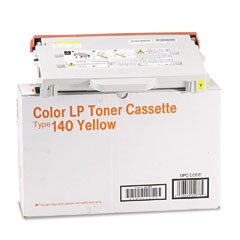 Ricoh 402073 402073 Toner, 6500 Page-Yield, Yellow