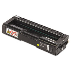 Ricoh - 406046 toner, 2000 page-yield, black, sold as 1 ea