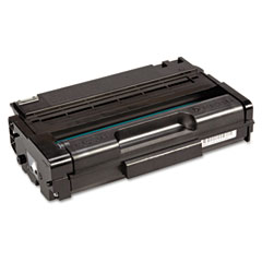 Ricoh - 406464 toner, 2,500 page-yield, black, sold as 1 ea