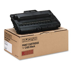 Ricoh - 412660 toner, 5000 page-yield, black, sold as 1 ea