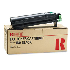 Ricoh - 430347 toner, 6000 page-yield, black, sold as 1 ea