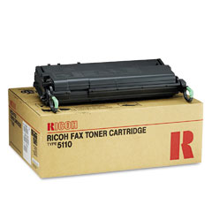 Ricoh - 430452 toner, 10000 page-yield, black, sold as 1 ea