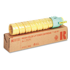 Ricoh - 888309 high-yield toner, 15000 page-yield, yellow, sold as 1 ea