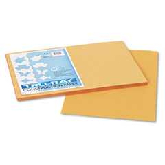 Pacon 103055 Tru-Ray Construction Paper, 76 Lbs., 12 X 18, Tan, 50 Sheets/Pack