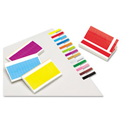 Redi-tag - removable/reusable page flags, 13 assorted colors, 240 flags/pack, sold as 1 pk