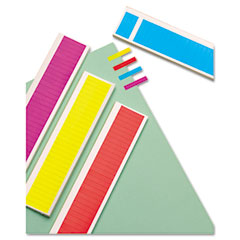 Redi-tag - removable page flags, four assorted colors, 900/color, 3600/pack, sold as 1 pk