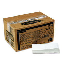 RCP 781788WE Sturdy Station 2 Baby Changing Table Liners, 320/Carton