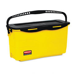 RCP Q95088YW Hygen Charging Bucket, Yellow