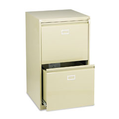 Safco 5039 Hanging Print File Cabinet, 24 Hanging Clamps, 23-1/4W X 24D X 40-1/2H, Sand