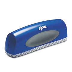 Expo - dry erase eraserxl with replaceable pad, felt, 10w x 2d, sold as 1 ea