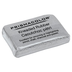 Prismacolor - design kneaded rubber art eraser, sold as 1 ea