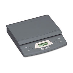 Salter 325 Electronic Postal/Shipping Scale, 25Lb Capacity, 6-1/2 X 8 Platform