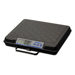 Salter GP100 Portable Electronic Utility Bench Scale, 100Lb Capacity, 12 X 10 Platform