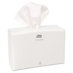 SCA 301084A Countertop Towel Dispenser, 10 X 4 X 6 5/8, White