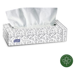 Tork - advanced extra soft, 2-ply facial tissue, 100/box, 30 boxes/carton, we, sold as 1 ct