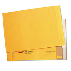 Sealed Air 15705 Utility Self-Seal Mailer, Side Seam, #2E, 9 X 12, Golden Brown, 100/Carton