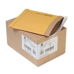 Sealed Air 21486 Jiffy Padded Self-Seal Mailer, Side Seam, #2, 8 1/2X12, Golden Brown,25/Carton