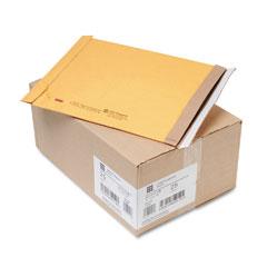 Sealed Air 21489 Jiffy Padded Self-Seal Mailer, Side Seam, #5, 10 1/2X16, Golden Brown,25/Carton