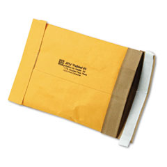 Sealed Air 85871 Jiffy Padded Self-Seal Mailer, Side Seam, #0, 6 X 10, Golden Brown, 250/Carton