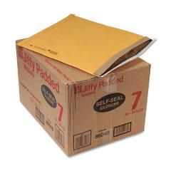 Sealed Air 86048 Jiffy Padded Self-Seal Mailer, #7, 14 1/4 X 20, Golden Brown, 50/Carton