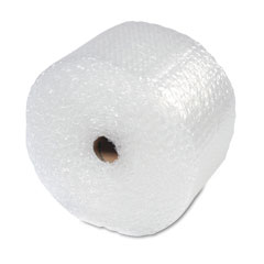 "Sealed Air 91145 Bubble Wrap Cushioning Material In Dispenser Box, 5/16"" Thick, 12"" X 100Ft"