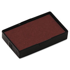 Shachihata SHA41054 Replacement Pad for P11, Red, 1/2 x 1 1/2
