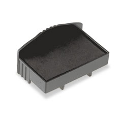 Shachihata SHA43112 P11 Self-Inking Stamp Replacement Pad, Black