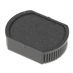Shachihata SHA43512 P15 Self-Inking Stamp Replacement Pad, Black