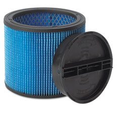 Shop-vac - ultra-web cartridge filter for full size vacs, sold as 1 ea