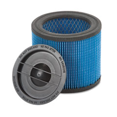 Shop-vac - ultra-web cartridge filter for hangup vacs, sold as 1 ea