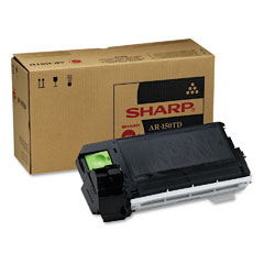 Sharp AR150TD Ar150Td Toner, 6500 Page-Yield, Black