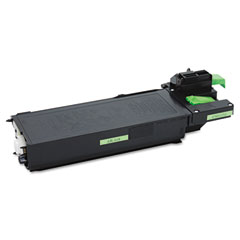 Sharp AR168NT Ar168Nt Toner, 6500 Page-Yield, Black