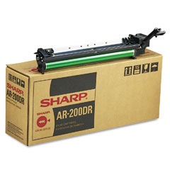 Sharp AR200DR Ar200Dr Drum, Black