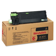 Sharp AR202NT Ar202Nt Toner, 16000 Page-Yield, Black
