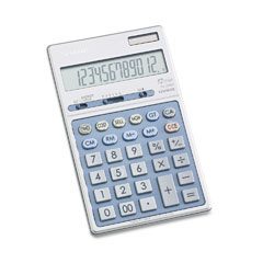 Sharp - el339hb executive portable desktop/handheld calculator, 12-digit lcd, sold as 1 ea