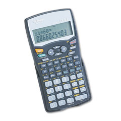 Sharp SHREL531WBBK EL-531WBBK Scientific Calculator, 10-Digit LCD