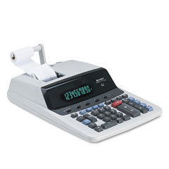 Sharp VX1652H Vx-1652H Two-Color Printing Calculator, 10-Digit Fluorescent