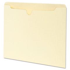SJ Paper S11300 File Jackets, Letter, 11 Point Manila, 100/Box