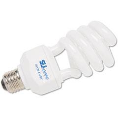 Supreme Lighting 26150 Spiral Compact Fluorescent Bulb, 11 Watts