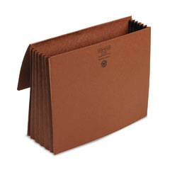 Smead 71073 5 1/5 In Expansion Wallet, 11 3/4 X 9 1/2, Redrope