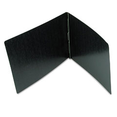 Smead 81178 Top Opening Pressguard Report Cover, Prong Fastener, 11 X 17, Black