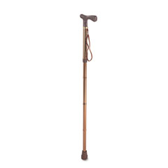 Cosco Fashion Folding Derby Cane, Adjusts 32