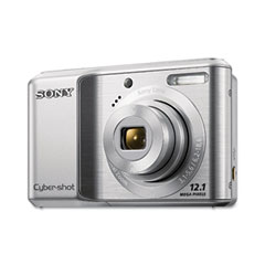 Sony SONDSCS2100 S2100 Cyber-shot Digital Camera, 12MP, 3x Optical Zoom
