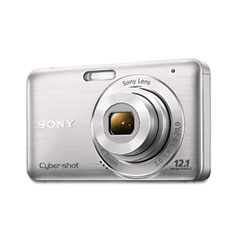 Sony SONDSCW310 W310 Cyber-shot Digital Camera, 12MP, 4x Optical Zoom