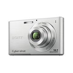 Sony SONDSCW330 W330 Cyber-shot Digital Camera, 14MP, 4x Optical Zoom