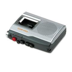 Sony SONTCM150 TCM-150 Standard Cassette Recorder w/Clear Voice Sound System